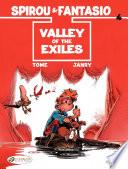 Spirou Fantasio Volume 4 Valley Of The Exiles