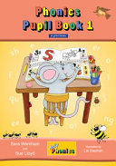 Jolly Phonics Pupil Book 1 UK Ed  in Print Letters