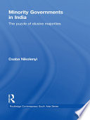 Minority Governments in India
