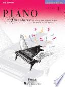 Piano Adventures Level 1 Lesson Book
