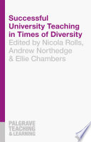 Successful University Teaching in Times of Diversity