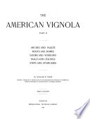 The American Vignola  Arches and vaults  Roofs and domes  Doors and windows  Walls and ceilings  Steps and staircases