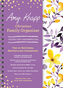 2022 Amy Knapp S Christian Family Organizer