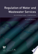 Regulation Of Water And Wastewater Services book