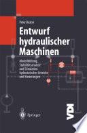 Entwurf hydraulischer Maschinen