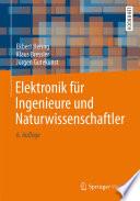 Elektronik f  r Ingenieure und Naturwissenschaftler