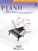 Piano Adventures, Level 3B, Technique & Artistry Book