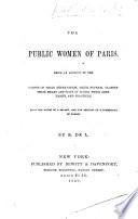 The Public Women of Paris
