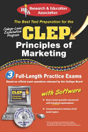 CLEP   Principles of Marketing