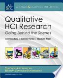 Qualitative HCI Research