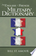 An English   French Military Dictionary