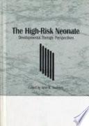 The High risk Neonate Book PDF