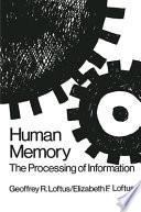Human Memory : & francis, an informa company....