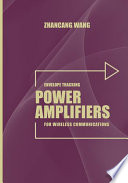 Envelope Tracking Power Amplifiers for Wireless Communications