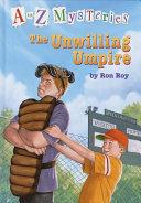 The Unwilling Umpire Book PDF