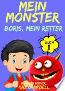 Mein Monster, Buch 1 – Boris, mein Retter