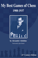 My Best Games of Chess Book