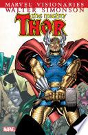 Thor Visionaries Vol 5