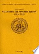 Geschichte des Klosters Lehnin, 1180-1542