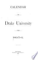 Drake University General Catalog