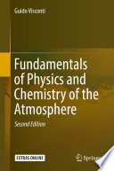 Fundamentals of Physics and Chemistry of the Atmospheres