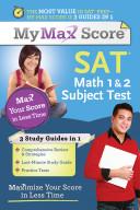 My Max Score SAT Math 1   2 Subject Test