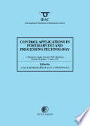 Control Applications in Post Harvest and Processing Technology 1995