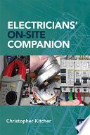 Electricians  On Site Companion