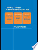 Leading Change in Health and Social Care