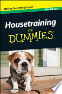 Housetraining For Dummies   Mini Edition
