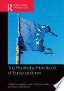 The Routledge Handbook of Euroscepticism