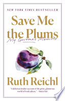 Book Save Me the Plums
