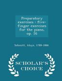 Preparatory Exercises