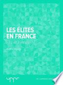 illustration du livre Les élites en France
