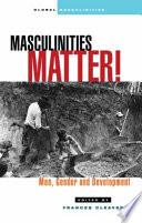 Masculinities Matter