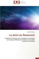 La s  rie Les Revenants