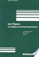 Lie Theory book