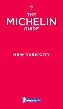 MICHELIN Guide New York City 2018