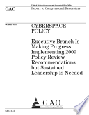 Cyberspace Policy