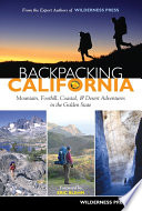 Backpacking California