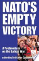 NATO s Empty Victory