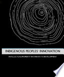 Indigenous People's Innovation