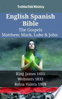 English Spanish Bible The Gospels Matthew Mark Luke John