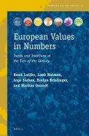 European Values in Numbers