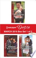 Harlequin Desire March 2016   Box Set 1 of 2 Book PDF