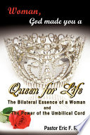 Woman  God Made You a Queen for Life