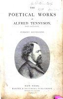 download ebook the poetical works of alfred tennyson, etc pdf epub