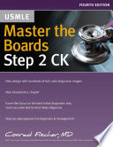 Master The Boards USMLE Step 2 CK : fischer, md, master the boards usmle...