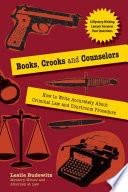 Books  Crooks and Counselors