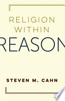 Religion Within Reason